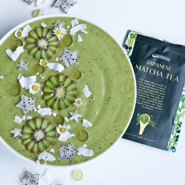 Heapwell Matcha Smoothie Bowl