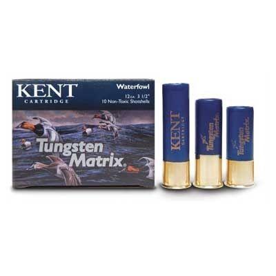 Kent Cartridges Tungsten Matrix Waterfowl 12G
