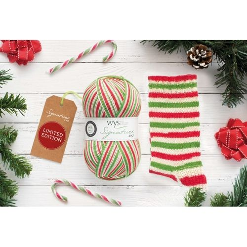Candy Cane Sock Yarn (West Yorkshire Spinners)