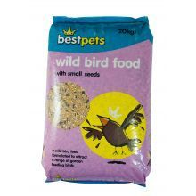 Wild Bird Food  £12.49/20KG, £1.30/KG