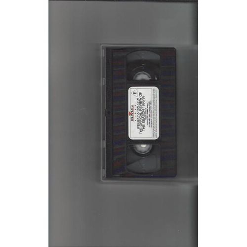 Chelsea The Official Review Season 1998/99 VHS Video