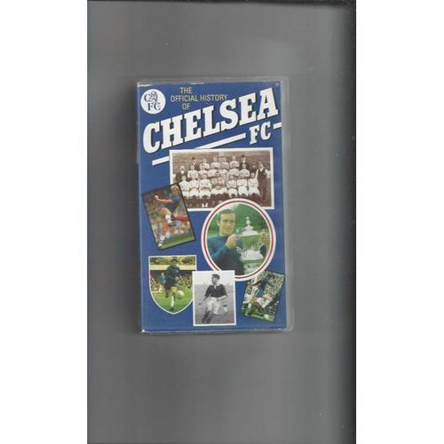 Chelsea The History Official 1989 VHS Video