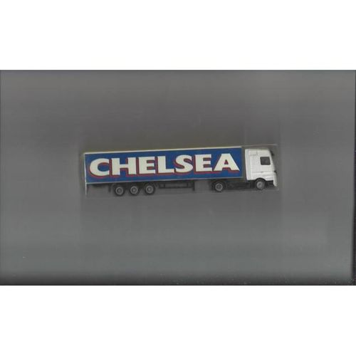 Chelsea Football Club Lorry