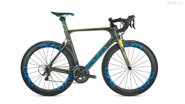 4* review in Bike Radar Ovtober 2017