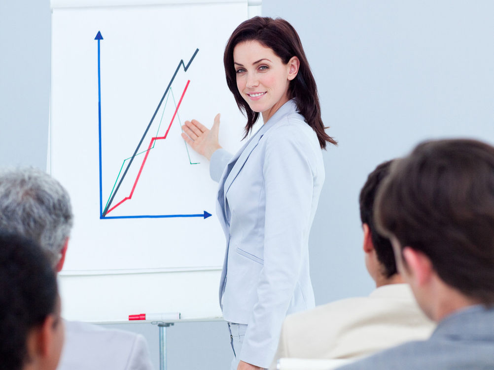 Level 2 Professional Award in Perfecting Powerful Presentations