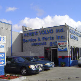 Vehicle Repair Workshops