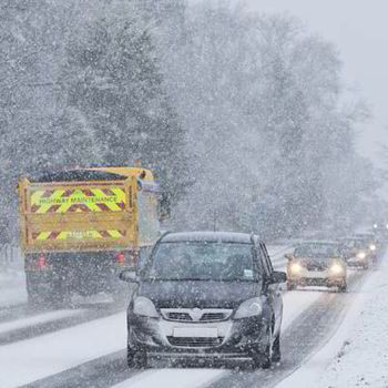 Winter is coming! UK weather set to drop to -4C!