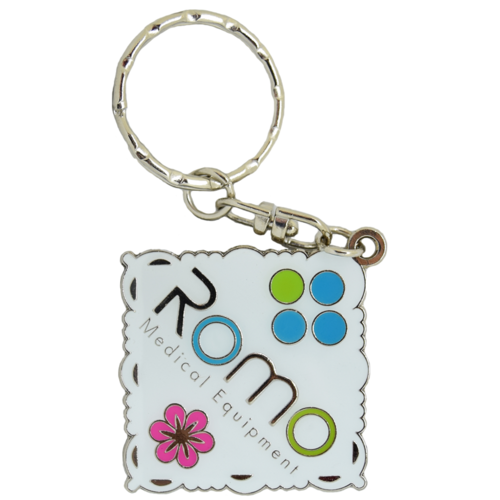 Promotional Metal Keyrings