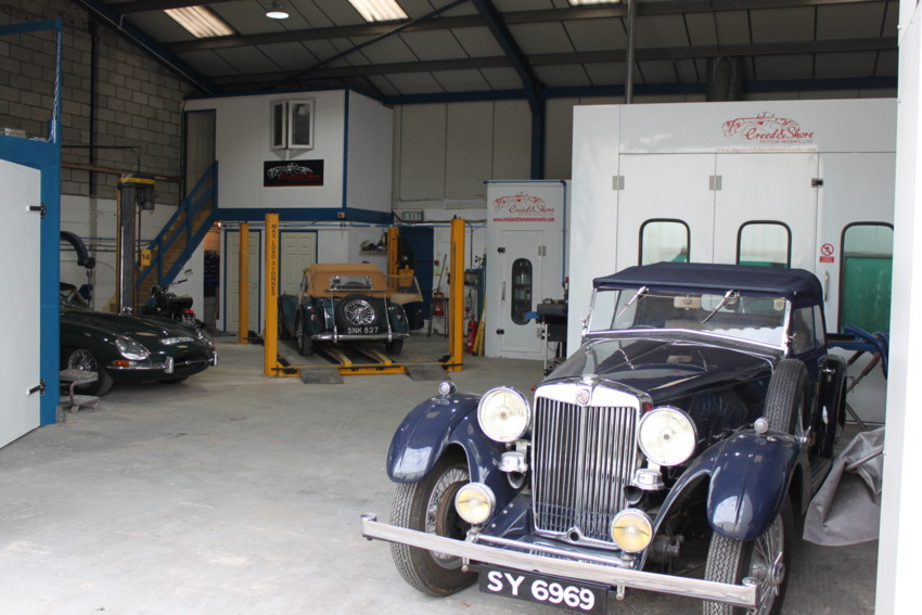Vintage Car Restoration, Classic Car Restoration