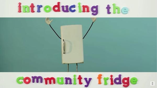 Community Fridges & Reducing Food Waste