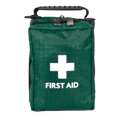 First Aid Kit Motorbike or Vehicle High Risk in Soft Pack