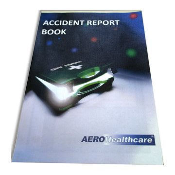 Accident Book - A4