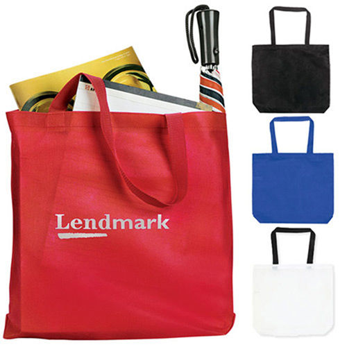 Non Woven Tote Bags (Gusseted)