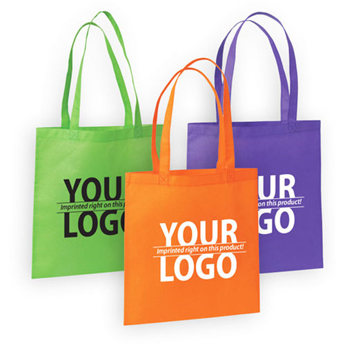 Non-Woven Tote Bags (without Gusset)
