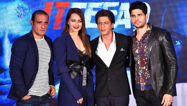 Shah Rukh Khan & Karan Johar present Ittefaq