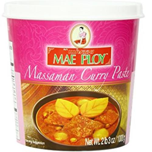 Mae Ploy Masaman Curry Paste 12x1kg/case
