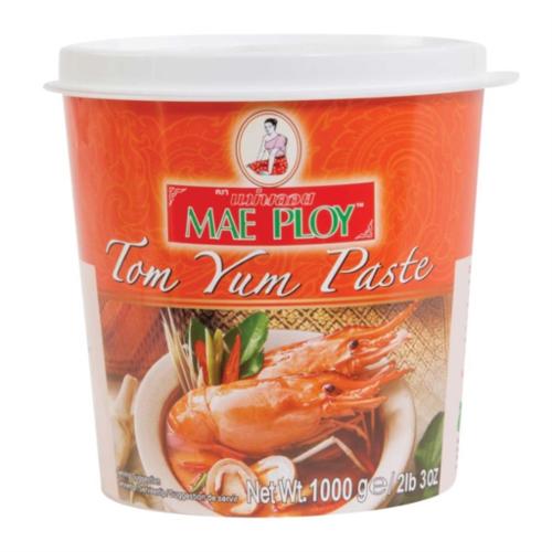 Mae Ploy Tom Yum Paste 12x1kg/case