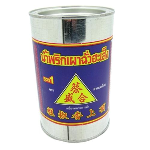 Chua Hah Seng  Chilli Paste in Oil 12x800g/case