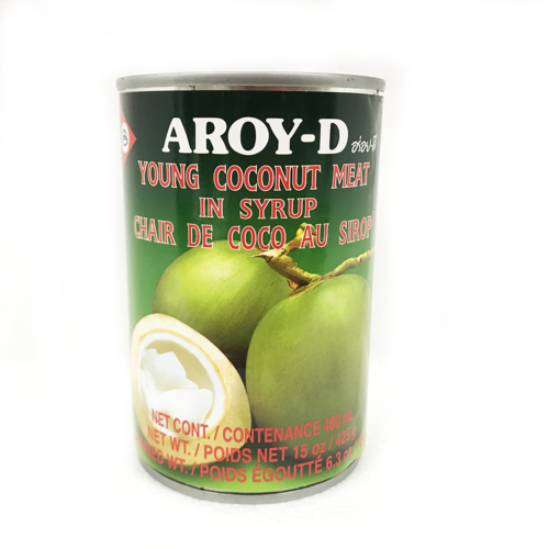 Aroy-D Coconut Meat In Syrup