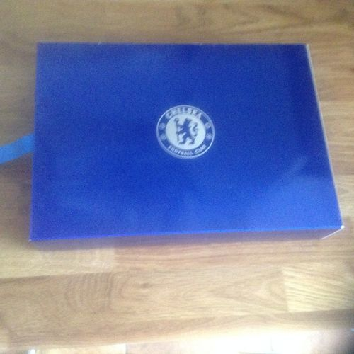 Chelsea - True Blue Presentation Box 2005