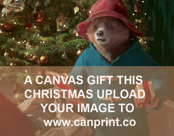 Surprise Your Friends and Family with Exclusive Canvas Prints this Christmas.