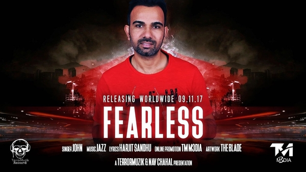 Out Now: Fearless by John