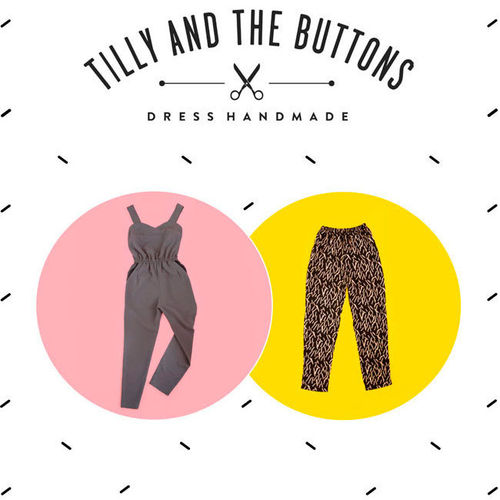 Tilly And The Buttons Marigold