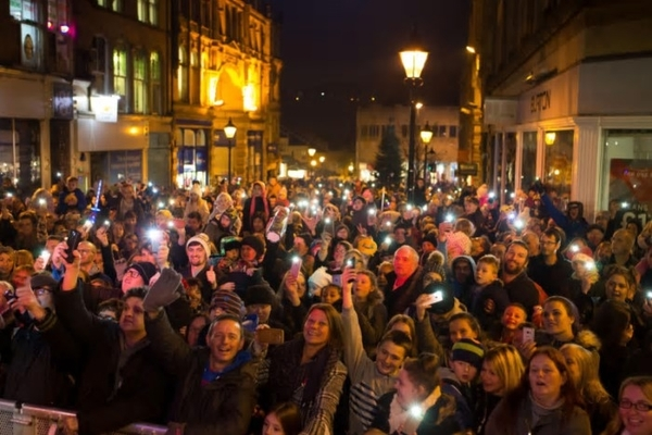 Your guide to Christmas light switch ons in Calderdale