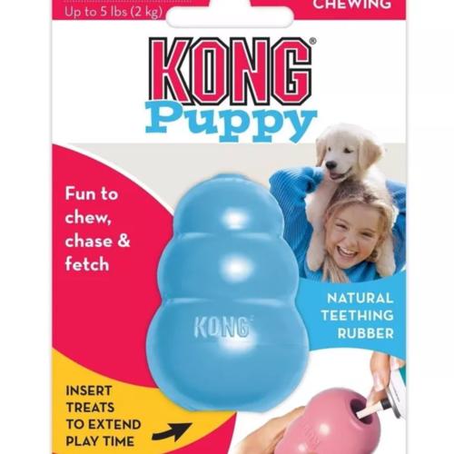 Kong Puppy small, medium and large