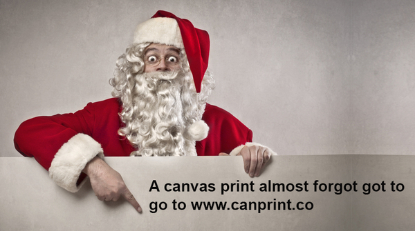 SPECIAL MOMENTS ON CANVAS THIS CHRISTMAS.