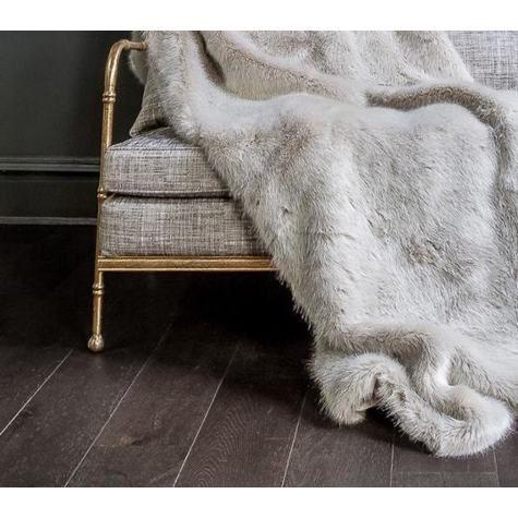 Fur throw - Persan