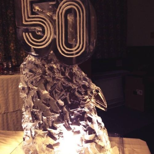 The 'Venus de Milo' Ice Luge