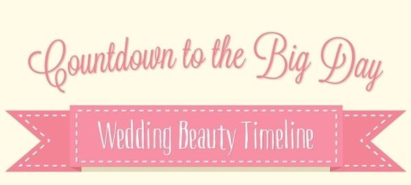 *The Wedding Beauty Countdown*