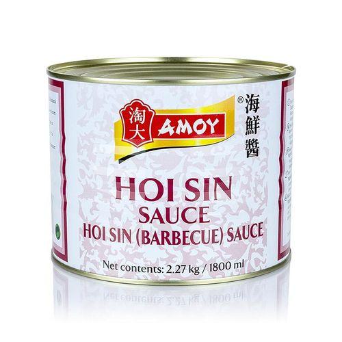 Amoy Hoi Sin BBQ Sauce 6x2.27kg/case