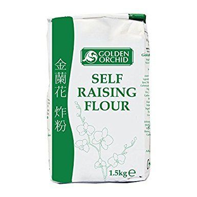 Golden Orchid Self Raising Flour 10x1.5kg/case