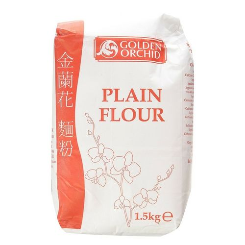 Golden Orchid Plain Flour 10x1.5kg/case