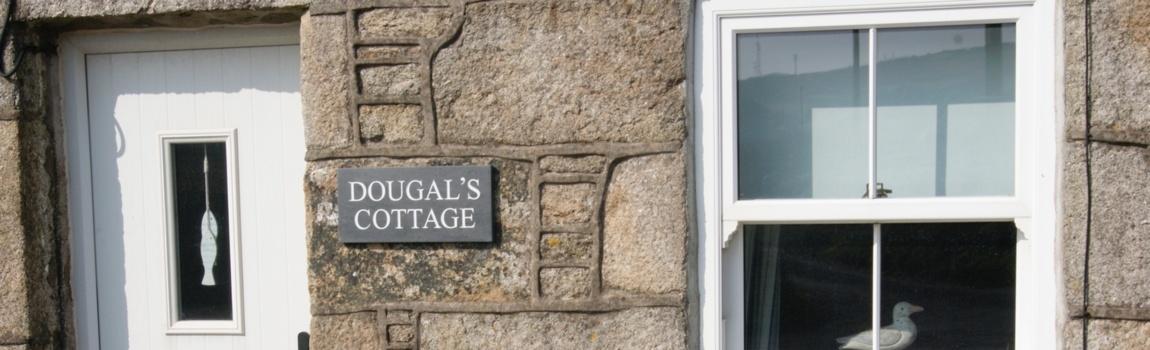 Inglenook Fireplace With Wood Burner Dougal's Cottage Pendeen Cornwall