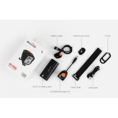 Magicshine MJ-900B 1000 Lumens Bike Light