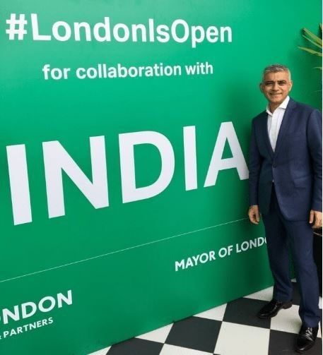 Sadiq Khan calls on British Government to make it easier for young Indians to work and study in London