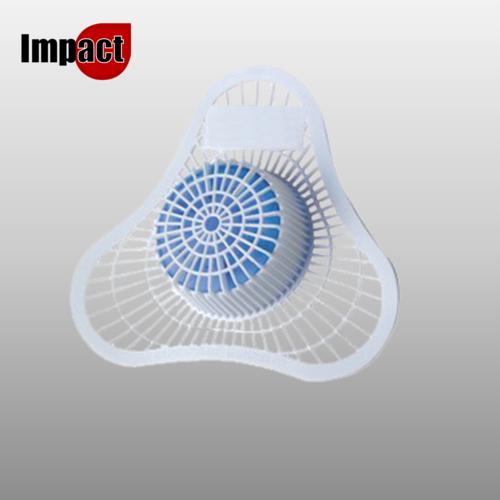 Impact Urinal Screens / Mats Including Block, Pk10