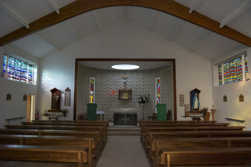 Catholic Church Heathfield, Catholic Church Burwash, Catholic Church Cross in Hand