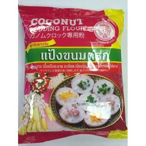 Erawan Coconut Pudding Flour 10x1060g/case