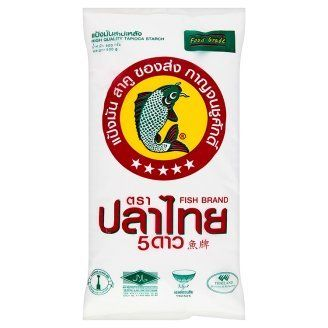 Fish Brand Tapioca Flake 20x500g/case