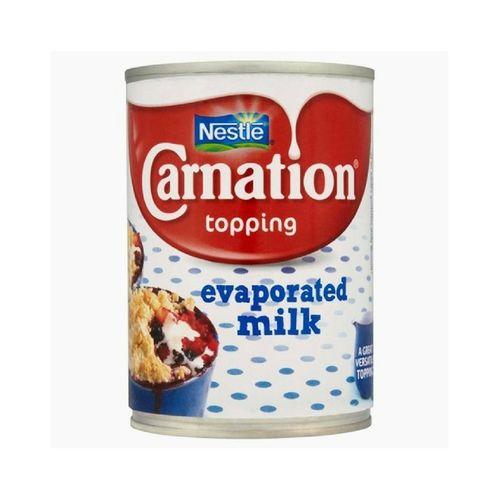 Carnation Evaporated Milk 12x410g/case
