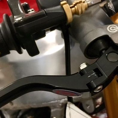 """Flip Up Levers...""""Brembo"""" Master Cylinders"""