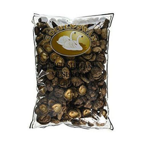 Golden Swan Dried Mushroom - Whole 12x1kg/case