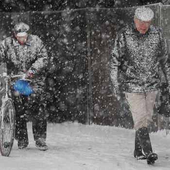 Weather Warning as Storm Caroline expected to deliver SNOW!