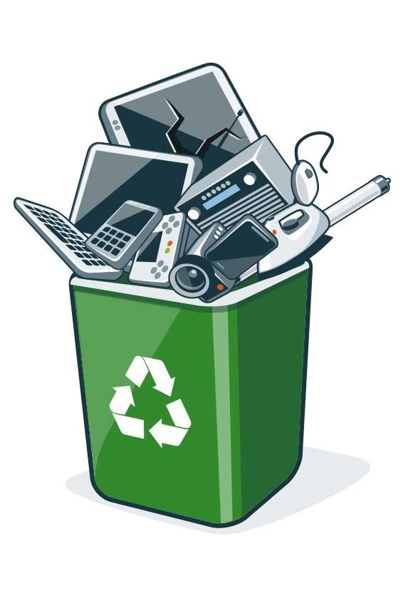 IT Recycling London, IT Disposal London, PC Recycling London
