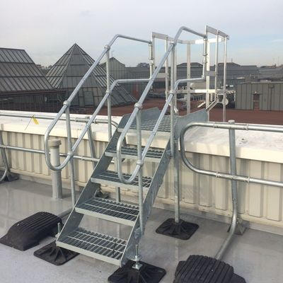 Fall Protection Systems, Height Safety, Safety Line Installation, Inspection and Maintenance