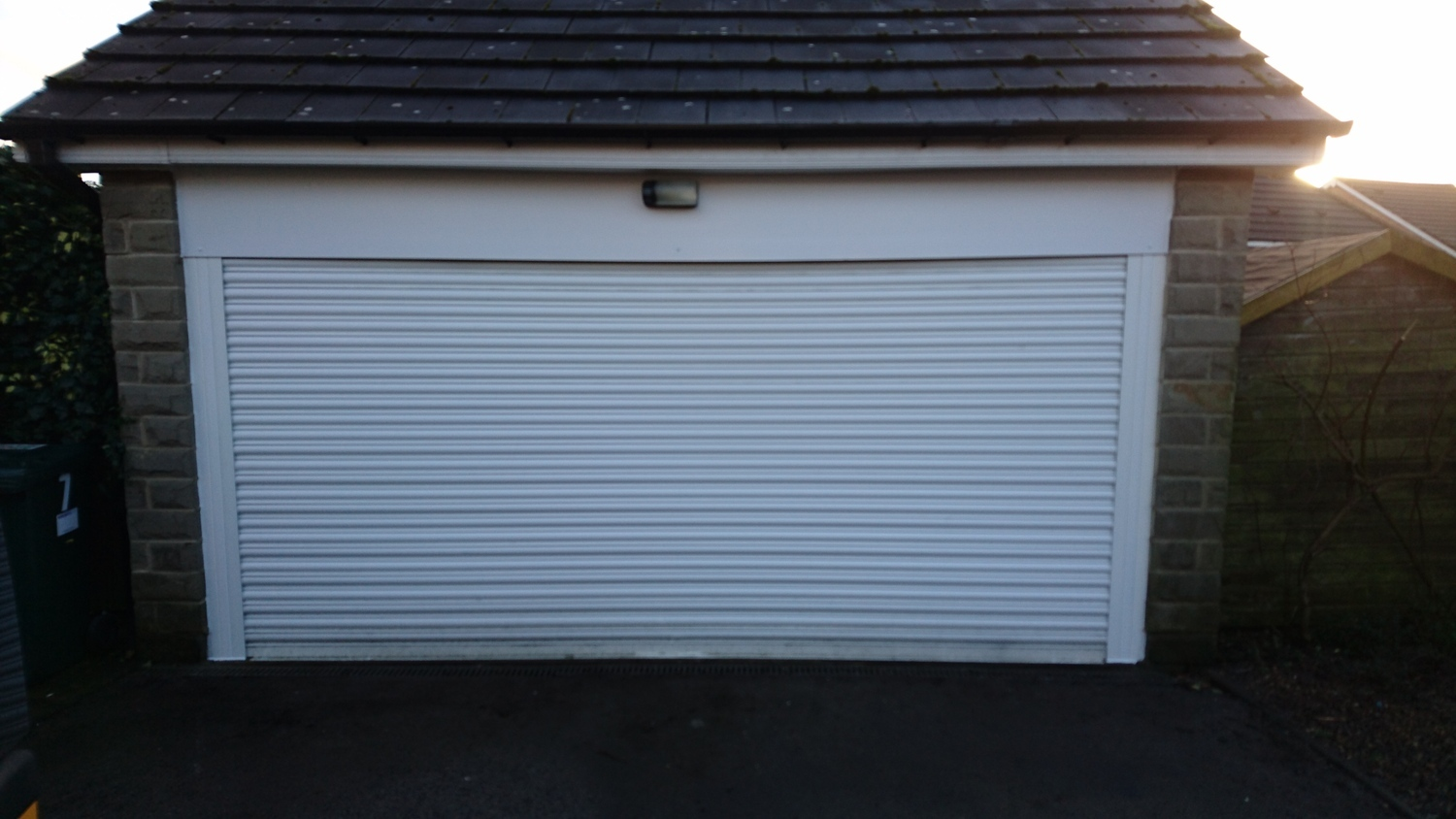 Roller Garage Door Access All Doors Ltd Automatic Door Leeds